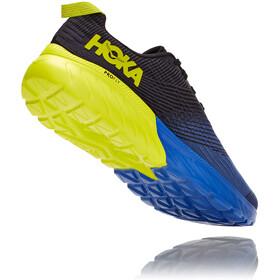 Hoka One One Mach 3 Shoes Men, amparo blue/evening primrose